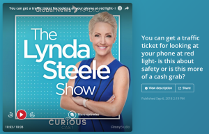 Grant Gottgetreu on The Lynda Steele Show