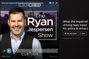 Grant Gottgetreu on The Ryan Jespersen Show