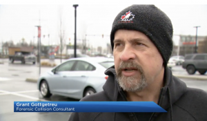 Grant Gottgetreu on Global BC News: new details and video in crash that killed taxi driver