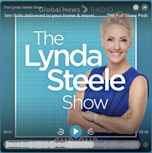 Grant Gottgetreu on the Lynda Steele Show: Full Podcast