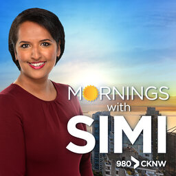 Grant on Mornings with Simi