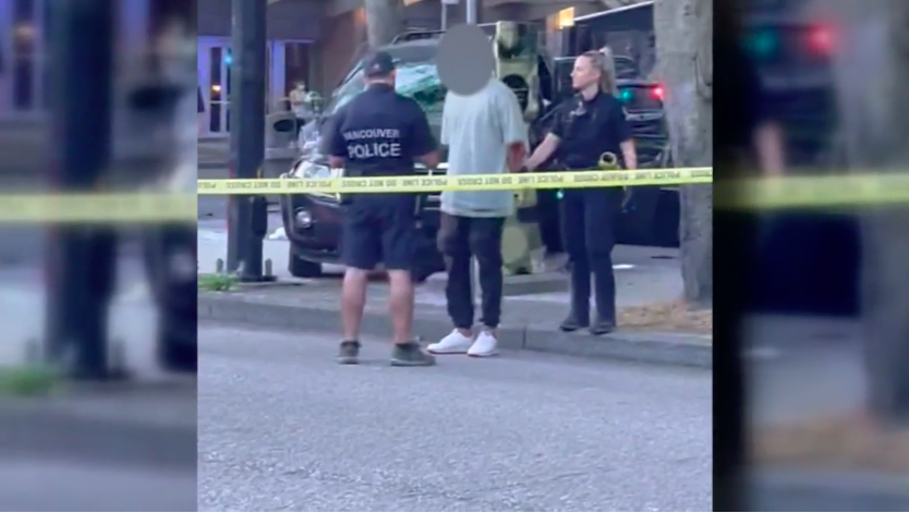 Grant on Global News BC: Vancouver Police seek clues in crash that killed baby